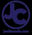 JoeltonVanBackDoorSticker